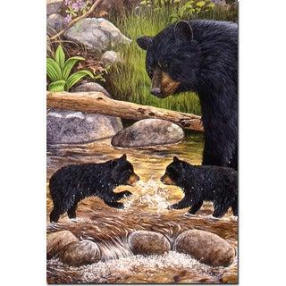 WGI Gallery Wood Bear Creek Gang Wall Art