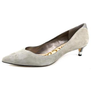 Sam Edelman Women's 'Laura' Regular Suede Dress Shoes