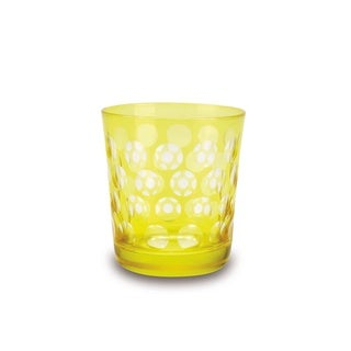 Impulse Melrose Yellow Rocks Glasses