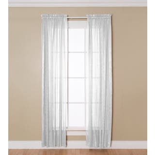 Miller Curtains Aria 84-Inch Rod Pocket Sheer Panel|https://ak1.ostkcdn.com/images/products/12247513/P19089655.jpg?impolicy=medium