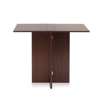 Furinno Boyate Simple Folding Walnut Table