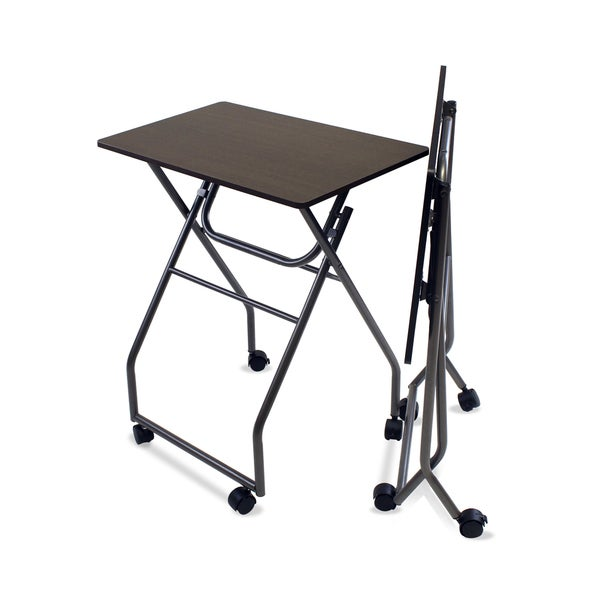 Furinno 11044 Easi Folding Multipurpose Personal TV Tray Table