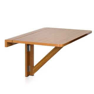Furinno Wall-mounted Drop-leaf Folding Table https://ak1.ostkcdn.com/images/products/12247541/P19089670.jpg?impolicy=medium