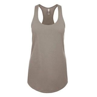 Blast Girl's Warm Grey Polyester Tank Jersey