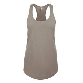 Blast Girl's Warm Grey Polyester Tank Jersey (5 options available)