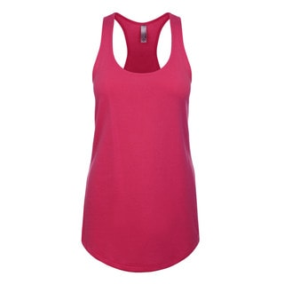 Blast Girls' Raspberry Jersey Tank