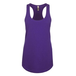 Blast Girl's Purple Polyester Tank Jersey (5 options available)