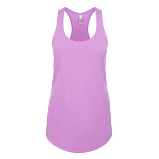 Next Level Apparel Girl's Lilac Jersey Tank