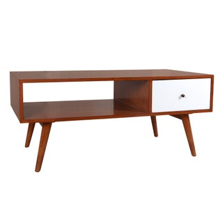 Porthos Home Bowie Mid-Century Coffee Table