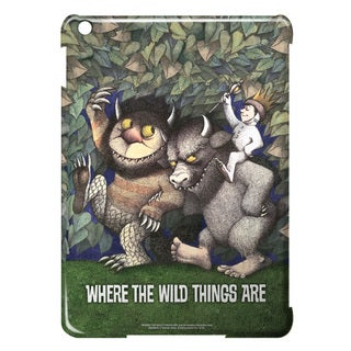Where The Wild Things Are/Wild Rumpus Dance Graphic Ipad Air Case
