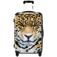 iKase 'Leo'  Check-in 24-inch,Hardside Spinner Suitcase