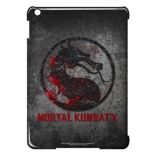 Mortal Kombat X/Stone Logo Graphic Ipad Air Case