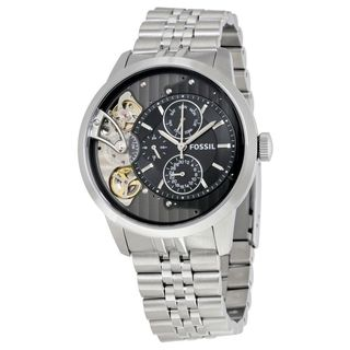 Fossil Men's ME1135 'Townsman' Multi-Function Stainless Steel Watch
