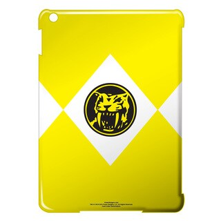 Power Rangers/Yellow Ranger Graphic Ipad Air Case