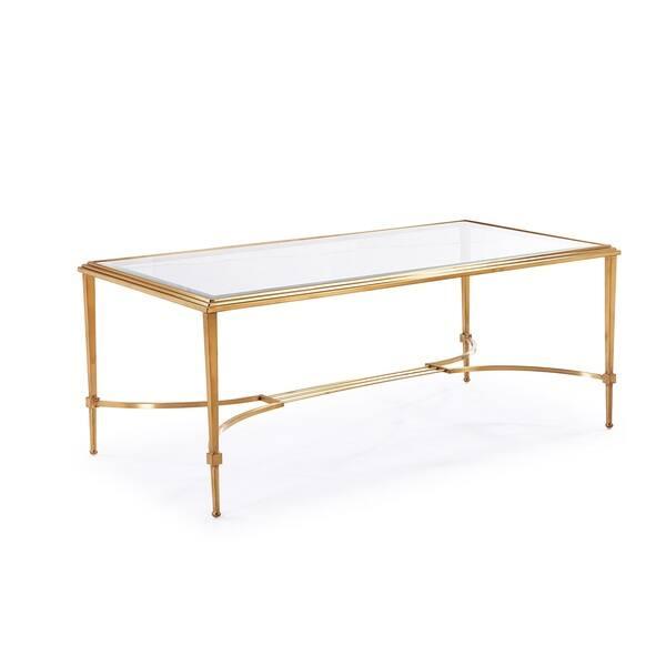 Sophia Coffee Table Overstock 12248082