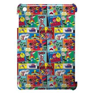 Power Rangers/Pattern Graphic Ipad Mini Case