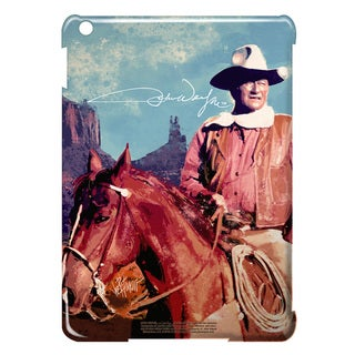 John Wayne/Monument Man Graphic Ipad Air Case