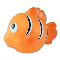 Puzzled Orange Reef Fish Squirter
