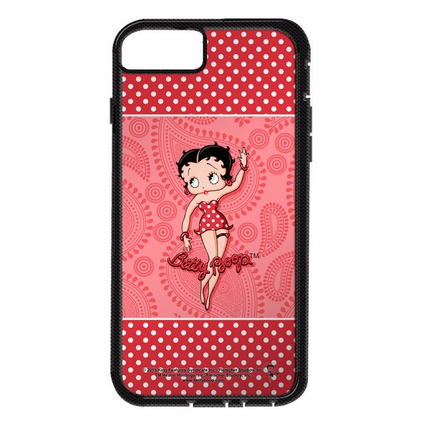 39302dc1a52e1 Shop Betty Boop Paisley   Polka Dots Tough Xtreme Smartphone Case (Multiple  Devices) in White - Free Shipping On Orders Over  45 - Overstock.com -  12248674