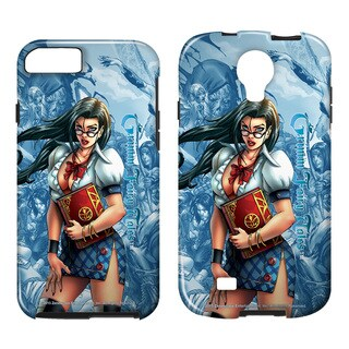 Zenescope/Grimmoire Tough/Vibe Smartphone Case (Multiple Devices) in White