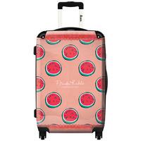iKase 'Watermelon Texture'  Check-in 24-inch,Hardside Spinner Suitcase