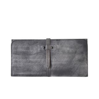 Diophy 8160 Distressed Vintage Genuine Leather Luxury Fashion Wallet|https://ak1.ostkcdn.com/images/products/12248789/P19090855.jpg?impolicy=medium