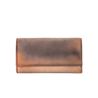 Diophy Leather Key Case Wallet / Key Holder Wallet 8204