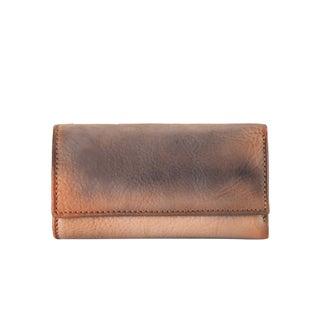 Diophy Leather Key Case Wallet / Key Holder Wallet 8204