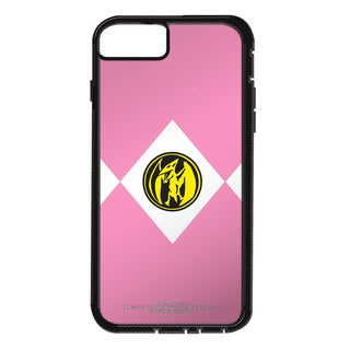 Power Rangers/Pink Ranger Tough/Xtreme Smartphone Case (Multiple Devices) in White