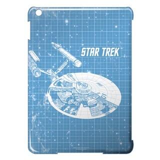 Star Trek/Enterprise Blueprint Graphic Ipad Air Case