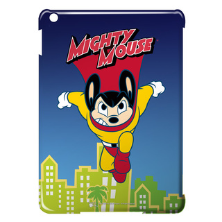 Mighty Mouse/City Watch Graphic Ipad Air Case