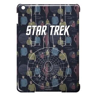 Star Trek/Enterprise Crew Graphic Ipad Air Case