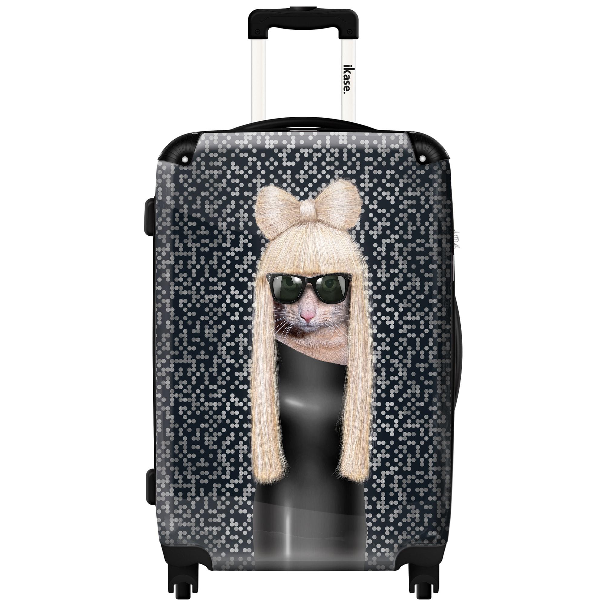 Ikase Hardside Spinner Luggage Gg artwork 4