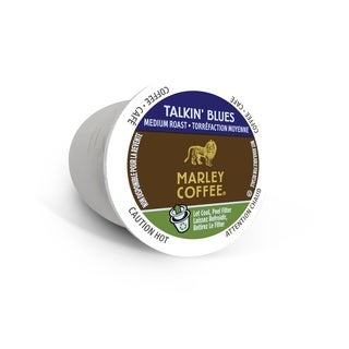 Marley Coffee Jamaican Blue Mountain RealCup Portion Pack For Keurig Brewers