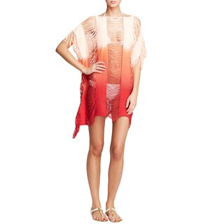 PilyQ Monique Enjoy Sunset Fringe Cover Up