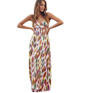 PilyQ Summer Patara Maxi Dress Cover Up