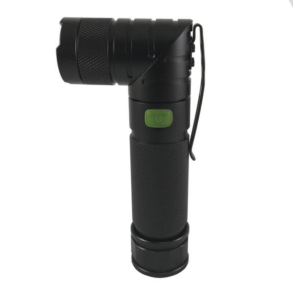 BlackFire Twist Tactical LED Flashlight