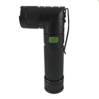 BlackFire Twist Tactical LED Flashlight