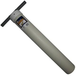 Danielson White Steel/PVC Clam Gun