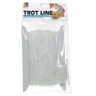 Danielson 150-foot Trot Line with 25 4/0-size Hooks