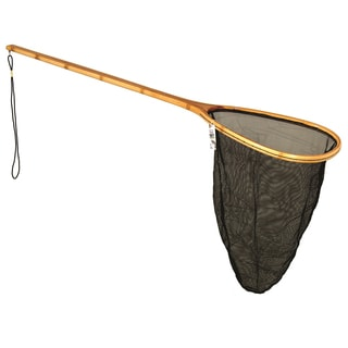 Danielson Catch/Release Bamboo Net with Extra-long 32-inch Handle