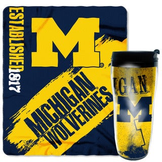 Michigan Mug N Snug Set