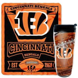 NFL Cincinnati Bengals Mug N Snug Set