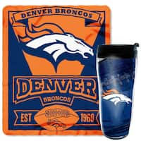 The Northwest CompanyNFL Denver Broncos Mug N Snug Set