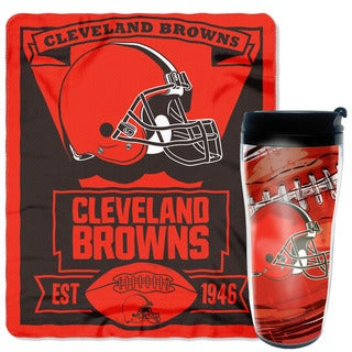 The Northwest CompanyNFL Cleveland Browns Mug N Snug Set