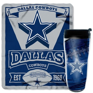 NFL Cowboys Mug N Snug Set