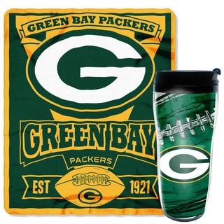 NFL Packers Mug N Snug Set
