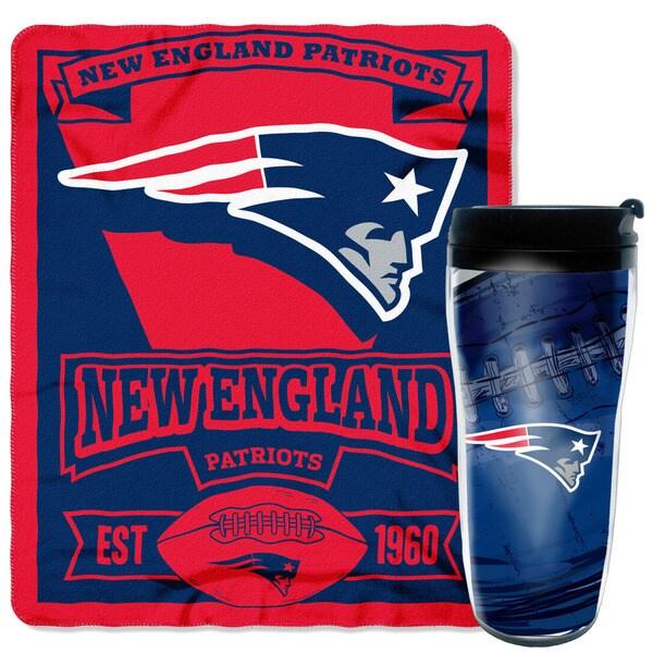 The Northwest CompanyNFL New England Patriots Mug N Snug Set