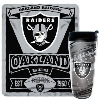 The Northwest CompanyNFL Oakland Raiders Mug N Snug Set