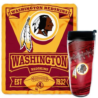 The Northwest CompanyNFL Washington Redskins Mug N Sung Set